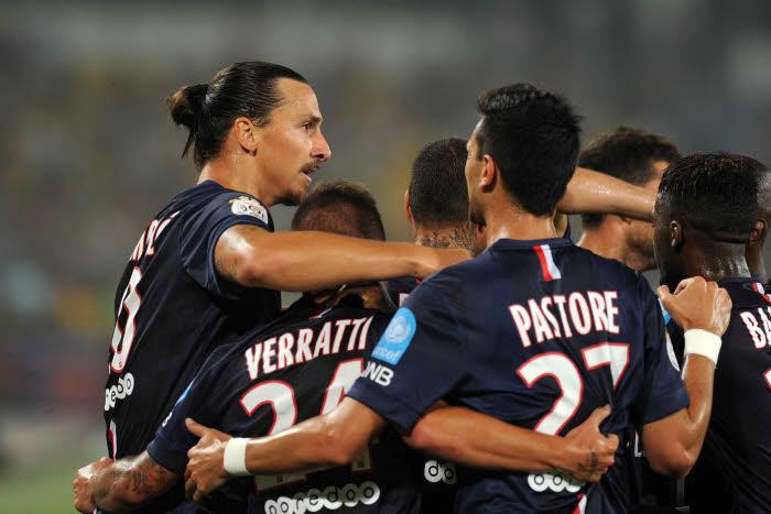PSG - Zlatan Ibrahimovic «on a tout gagné en France, on est fier»