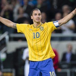 D'après Courbis Zlatan Ibrahimovic serait un plus pour l'Euro 2016 en France
