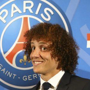 David Luiz est le 8 ème footballeur de la planète le plus suivi sur Facebook