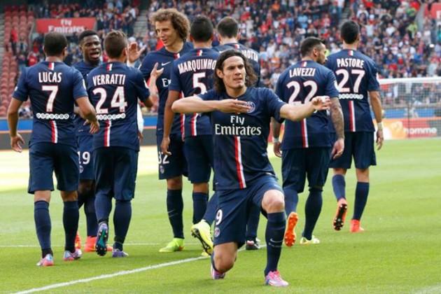 Cavani devrait être le buteur du PSG la saison prochaine