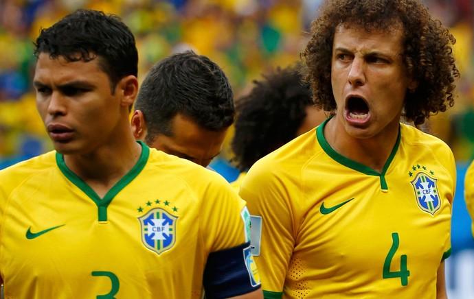Copa America - Dani Alves soutient Thiago Silva