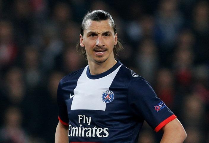 Zlatan Ibrahimovic encore ménagé à cause de son talon
