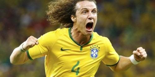 Internationaux – David Luiz « Le Brésil se bat toujours pour le titre »