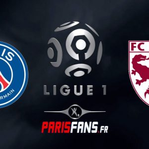 PSG-Metz Match Ligue 1