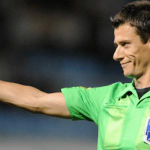 Ligue 1 - PSG/ASSE, Benoît Bastien au sifflet