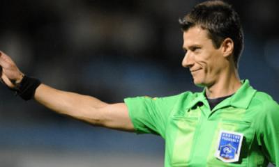 Ligue 1 - L'arbitre de PSG - Nantes, cette fois c'est de la chance