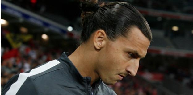 """Zlatan """"Je pars de très loin, avec peu de moyens. Je veux que tout le monde ait sa chance."""""""