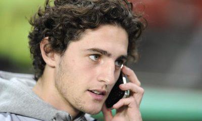 Mercato - L'AC Milan se tournerait maintenant vers Adrien Rabiot