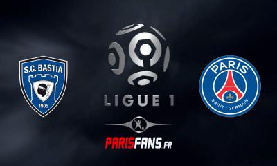 Ligue 1 - Le groupe du PSG face à Bastia, sans Motta ni Sirigu