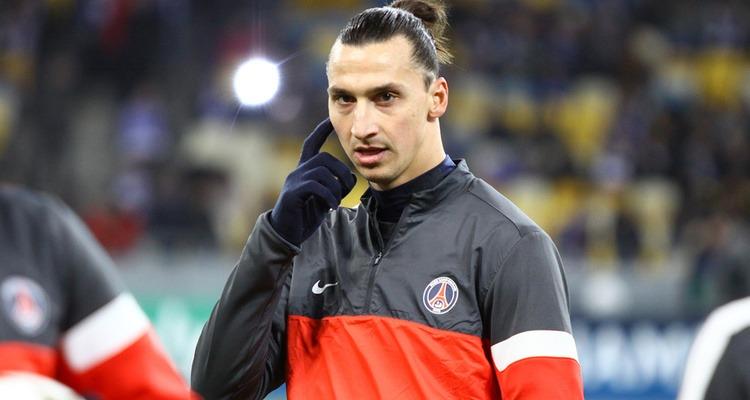 PSG - Laurent Blanc revient sur le geste d'Ibrahimovic