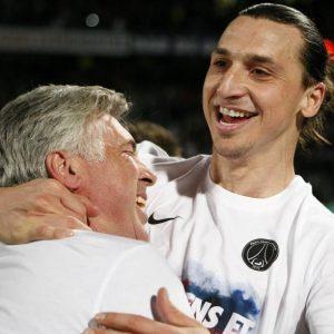 Bild affirme que Carlo Ancelotti penserait à faire venir Zlatan Ibrahimovic au Bayern Munich