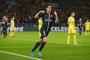 Cavani buteur PSG Chelsea Ligue des Champions