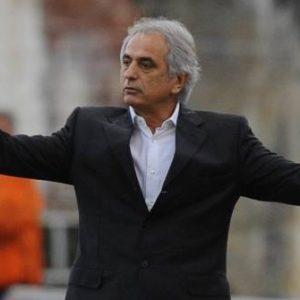 Vahid Halilhodzic conseille Laurent Blanc sur Cavani