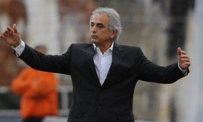 Le coach Vahid a son avis pour aider Cavani