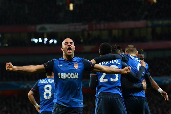 LDC : Monaco crée l'exploit face à Arsenal avant Paris