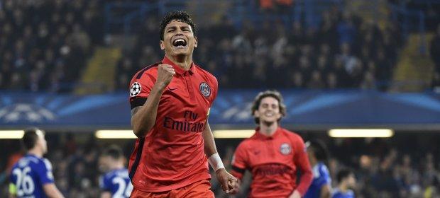 """PSG - ThiagoLDC – Thiago Silva revient sur le match contre Chelsea en mars dernier """"Mourinho avait beaucoup parlé"""" Silva revient sur les 4 temps forts de sa saison"""