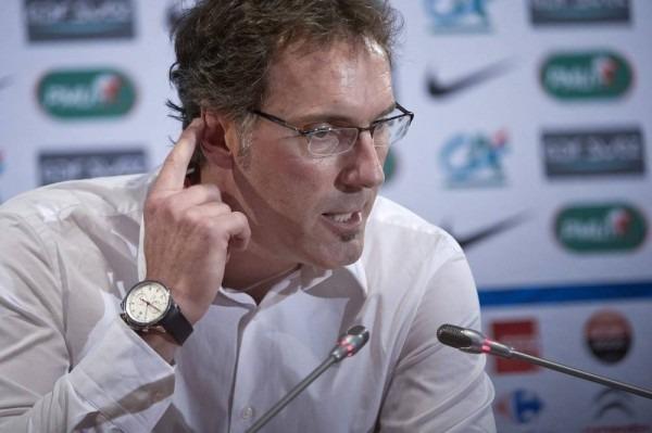 """Laurent Blanc """"avec le nouveau centre, il faudra faire une piste d'atterrissage"""""""