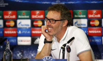 """Mercato - Laurent Blanc indique à la presse d'écouter Nasser Al-Khelaïfi et sourit des rumeurs """"parfois très proches, parfois très loin"""""""