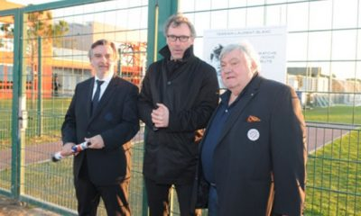 Blanc et Gasset honorés à Montpellier
