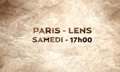(L1) PSG - Lens : les compos officielles