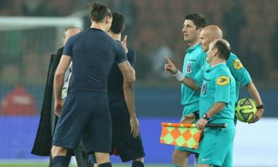 Quand Tony Chapron refuse une demande d'Ibrahimovic