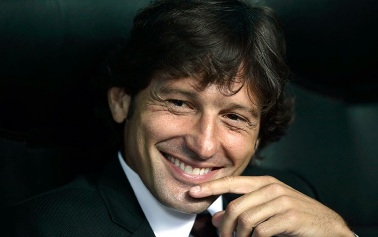"""Leonardo """"Qui est l'entraîneur à suivre, celui qui va monter ? Je dis Unai Emery"""""""