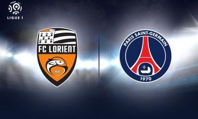 Live - PSG / FC Lorient (3-1), 30ème journée Ligue1