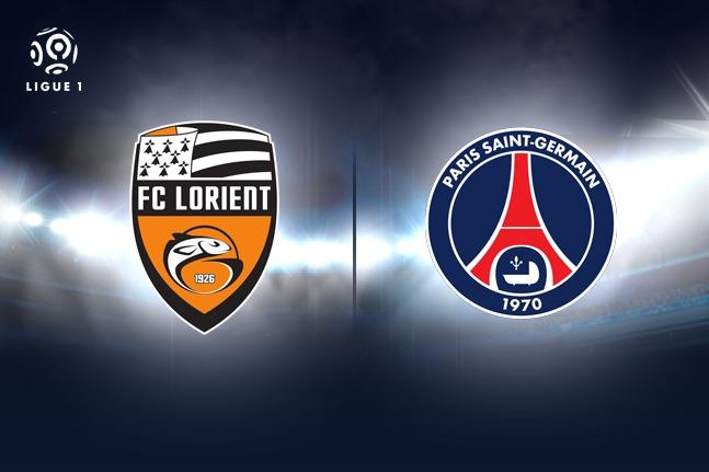 PSG Lorient - Ligue 1