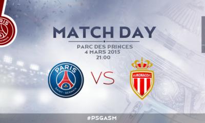 Live – PSG vs ASM : 1/4 de Coupe de France