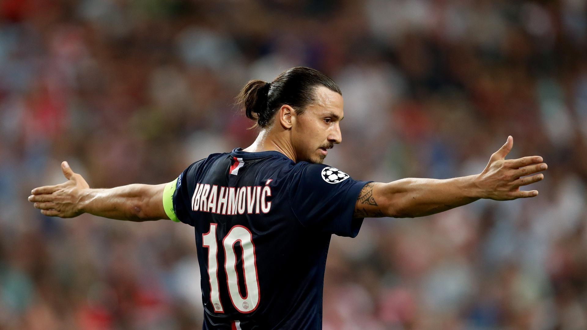 """Zlatan Ibrahimovic fait son top 5 des buts au PSG, """"personne ne peut m'arrêter"""""""