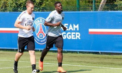 """PSG - Blanc affirme """"Aurier va faire une très bonne fin de saison, je l'espère et le pense"""""""