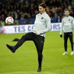 """PSG – les crampons d'Ibrahimovic n'étaient pas """"cachés"""" contre Manchester United"""