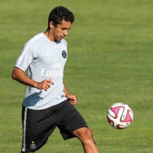 """Marquinhos : La Premier League """"bien si j'avais l'opportunité de jouer là-bas un jour"""""""