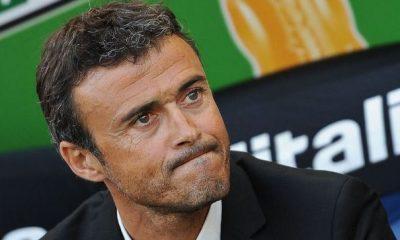 """Luis Enrique """"A Barcelone, on espère maintenant avoir un résultat semblable à ce 4-0"""""""