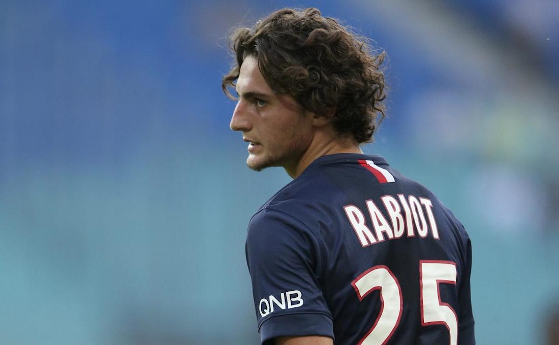 Maillot Domicile PSG Adrien RABIOT