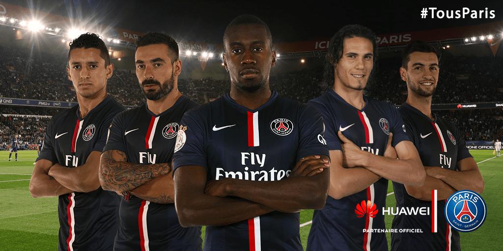 Composition PSG Metz Ligue 1