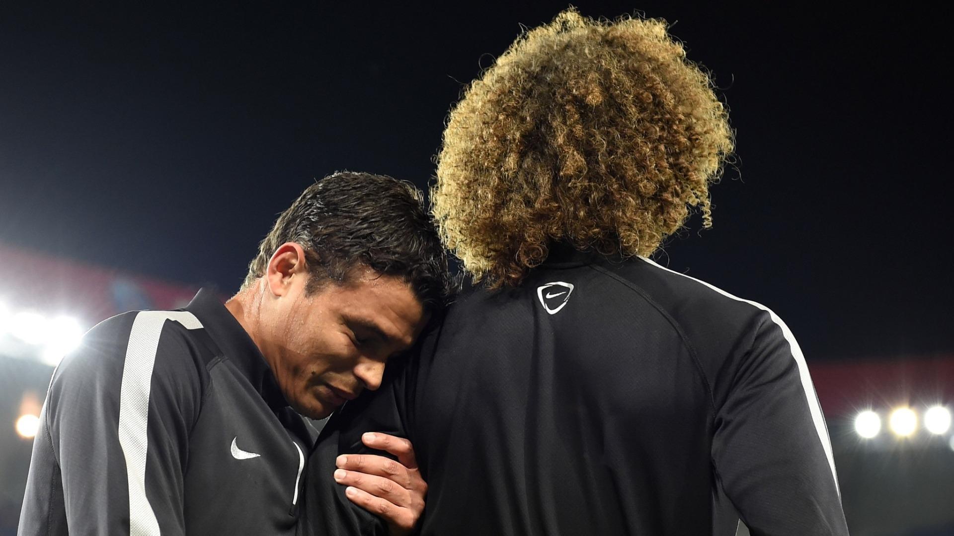 """Folgoas: Titulariser David Luiz """"ne serait pas un cadeau à lui faire"""""""