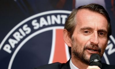 PSG- J-C Blanc: «Devenir une grande marque de sport mondiale»