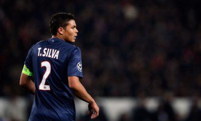 PSG - Thiago Silva se méfie de la fatigue pour la fin de saison