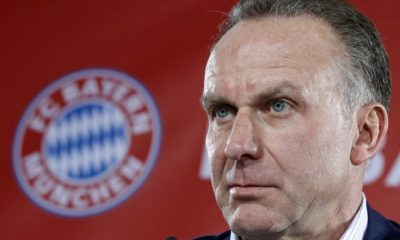 Mercato - Rummenigge a envie de faire venir Vidal