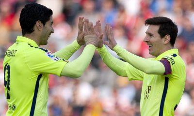PSG-FCB: Suarez « C'était important de faire un bon résultat»