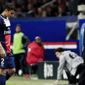 Thiago Silva blessure cuisse - Infirmerie PSG