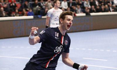 Hand - 1/2 finale de Coupe de France Chambéry - PSG