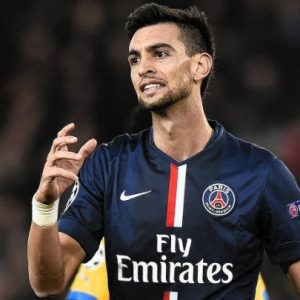 "Ligue 1 - Javier Pastore ""On prend un point, c'est bien"""