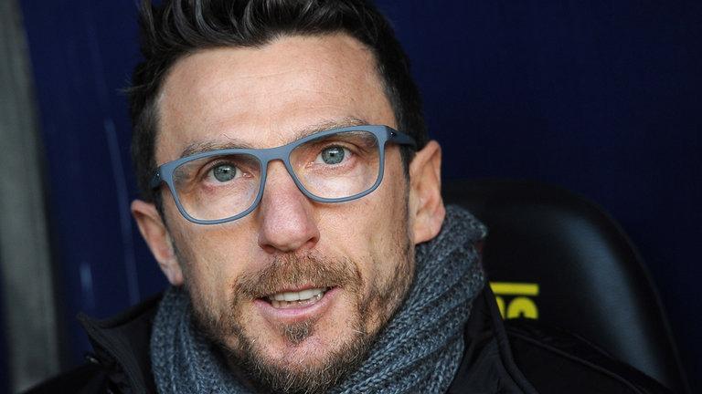 Eusebio Di Francesco aimerait entrainer le PSG