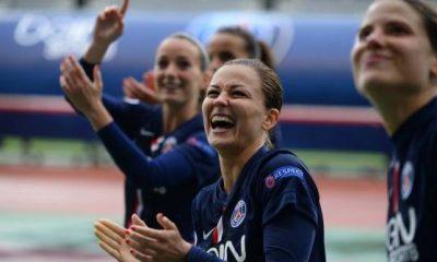 Féminines - 6 Parisiennes avec l'Équipe de France