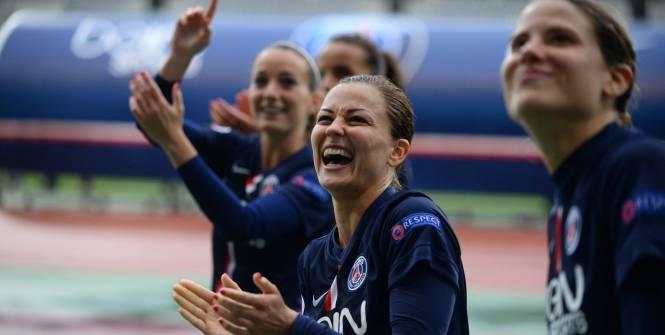 Féminines - Cinq parisiennes avec l'Equipe de France !