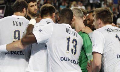 Hand - Paris s'impose à Montpellier et revient à 1 point.