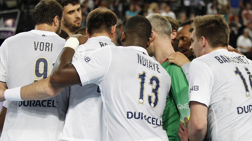 Hand- PSG victoire face Montpellier