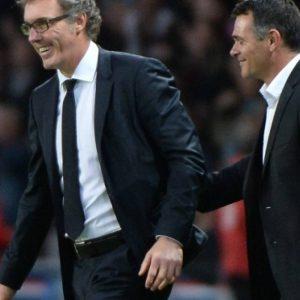 """Un PSG encore """"en rodage"""" selon Laurent Blanc"""
